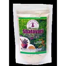 Shatavari Powder from 3G Organic satavar Asparagus Racemosus 100gms Premium