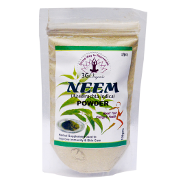 Neem Powder from 3G Organic's