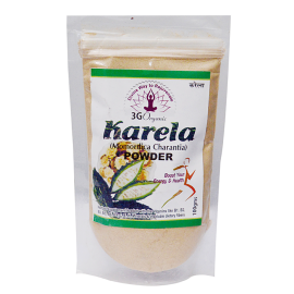 Karela Powder from 3G Organic's