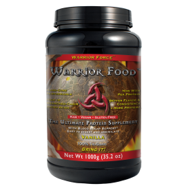 The Ultimate Protein Source, Vanilla 1000g
